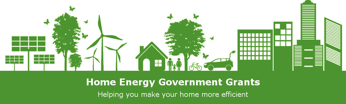 Free Home Energy Government Grant Banner